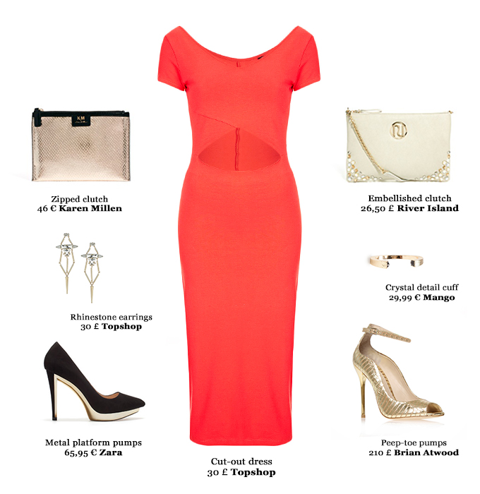 The little red dress a genie in your closet
